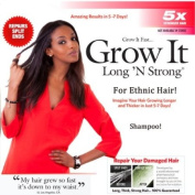 Long 'N Strong® - Moisturising Shampoo! Softens & cleans hair, helping you obtain the perfect PH balance.For All Ethnic Hair Types