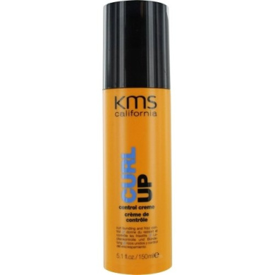 KMS CurlUP Control Creme Hair Styling Creams