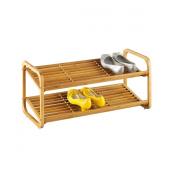 Zeller 13569 Shoe Rack 74 x 33 x 33 cm Bamboo