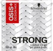 Schwarzkopf OSiS+ Design Mix Strong Crushed Ice Gel