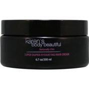 Karen's Body Beautiful Super Duper Hydrating Hair Cream 200ml