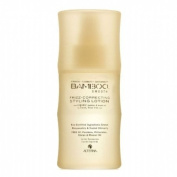 Alterna Bamboo Smooth Frizz-Correcting Styling Lotion for Unisex, 120ml