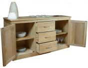 Large Sideboard Mobel Solid Premium Oak Dining Dresser