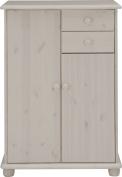 Max Whitewash 2 Door/ 2-Drawer Sideboard