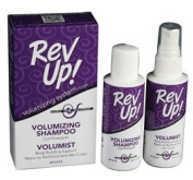 Curly Hair Solutions Rev Up Volumizing System