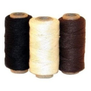 Doctored Locks Original Thick Weaving Thread for Hair Extensions