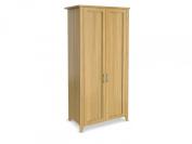 Jitona Tango 2-Door Robe, Oak