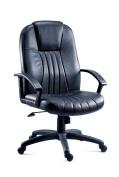 City Leather Executive Armchair