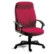 Mayfair Fabric Executive Armchair Colour