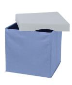 Wenko - 2770014100 - Concept Chair - Blue / Grey