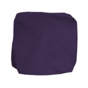Bean Cube Replacement COVER ONLY in Purple. Great for Indoors and Outdoors. Made from High Quality Water Resistant Material, Available in 10 Great Colours