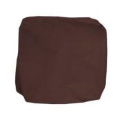 Bean Cube Replacement COVER ONLY in Brown. Great for Indoors and Outdoors. Made from High Quality Water Resistant Material, Available in 10 Great Colours