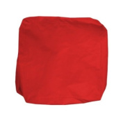 Bean Cube Replacement COVER ONLY in Red. Great for Indoors and Outdoors. Made from High Quality Water Resistant Material, Available in 10 Great Colours