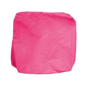 Bean Cube Replacement COVER ONLY in Pink. Great for Indoors and Outdoors. Made from High Quality Water Resistant Material, Available in 10 Great Colours