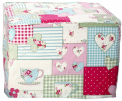 """Children's Tidysleep Chair Bed in """"Tea Time"""" Fabric. Made in Britain"""