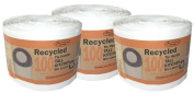 300 Recycled Tie Handle Tall Kitchen Bin Liners