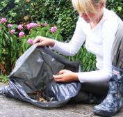 Refuse Sacks Rubbish Bags BLACK 160 gauge