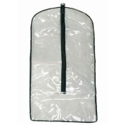 GENT SUIT BAG. 24'' x 60''. 60cm x 90cm. LIGHTWEIGHT. DUSTPROOF ZIP OPENER NEW