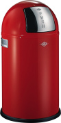 Wesco dustbin Pushboy junior 22 litre red 175 531-02