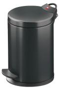 Hailo T2.4 0704-859 Cosmetic Pedal Bin Black