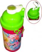 Disney Fairies Party Pixie Pop Up Canteen Water Bottle