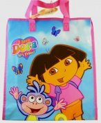Nick Jr Dora The Explorer Large Woven Tote Bag