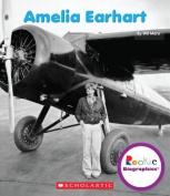 Amelia Earhart (Rookie Biographies