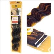 Sensationnel Premium Now Body Wave Weaving Weft Extension Hair 46cm