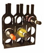 Bottle Wine Storage Rack by THE METAL HOUSE