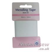 Iron-On Mending/Repair Tape 100cmx38mm