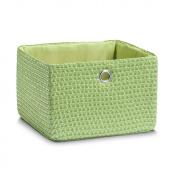 Zeller 14055 Polypropylene Basket 24 x 23 x 16 cm Green