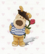 DMC BL1009/68 | Je T'Aime Picture Counted Cross Stitch Kit