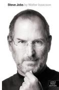 Steve Jobs [Large Print]
