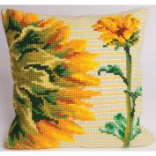 Aube Pillow Cross Stitch Kit-38cm - 1.9cm x 40cm