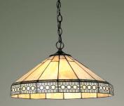Mission Tiffany Pendant Lamp / Light