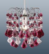 Fuente Garnet Acrylic Lampshade Small
