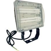 Eterna SL226W - 2 x 26W Low Energy Floodlight