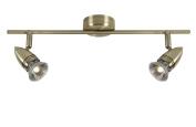 Lucide Caro 13955/22/03 Spotlight Bar 2 x GU10 50 W Bronze