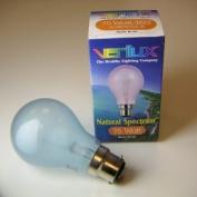 Verilux 'Sunshine in a Box' 75W Bayonet Light Bulb - twin pack