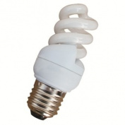 Daylight Lamp Power Saving 9w E27 6500k Spiral Light Bulb x 4
