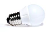 LED basic lamp satin 5W E27 - warm white