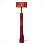 Peony Resin Floor Lamp