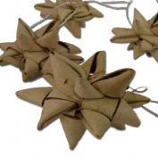 "Christmas tree ornaments ""Ilala Stars"", set of 6"