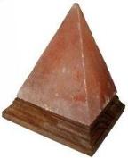 Salt Lamp Pyramid Shape, Himalayan Crystal