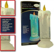 The Benross Christmas Workshop 24 cm Flickering Water Candle Ornament