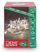 Konstsmide 20 Battery Operated LED