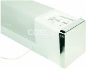 Eterna low energy shaver light dual voltage 18W pl lamp opal diffuser IP44 ZONE2 spec