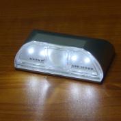 4-LED Auto PIR Infrared Wireless Door Keyhole Motion Sensor Light Lamp