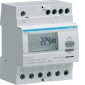 Hager EC050 1Ph Energiezähler 32A, 1PLE