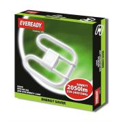 Eveready 28w 4 Pin 2D Compact Fluorescent Light Bulb